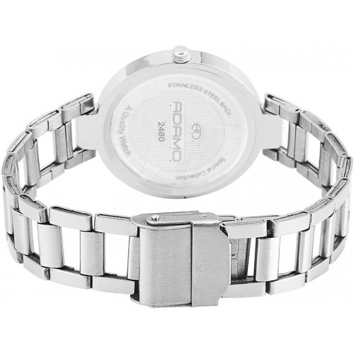 ADAMO Enchant Women's Wrist Watch 2480SM01