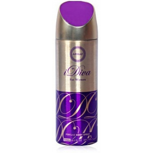 Armaf Armaf I-Diva Perfume Body Spray Body Spray  -  For Women(200 ml)