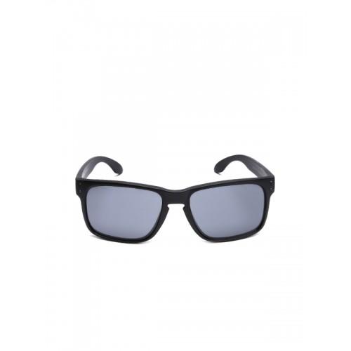 Lee Cooper Unisex Rectangle Sunglasses LC9138 BLK