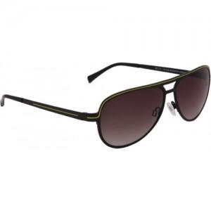 Lee Cooper Aviator Sunglasses(Brown)