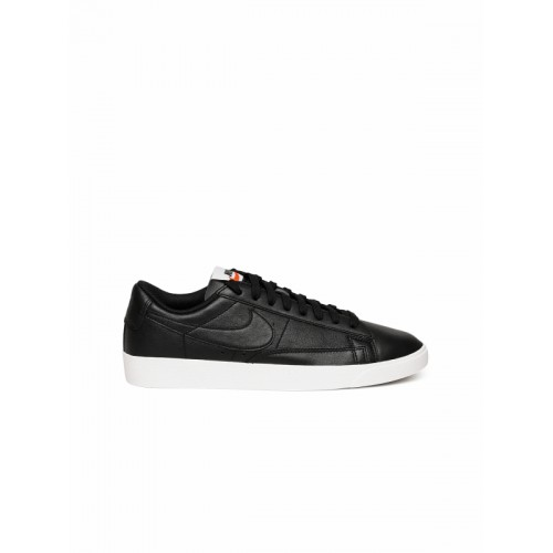 Nike Women Black Canvas Casual Shoes