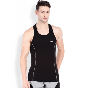 2go ACTIVE GEAR USA Black Innerwear Vest