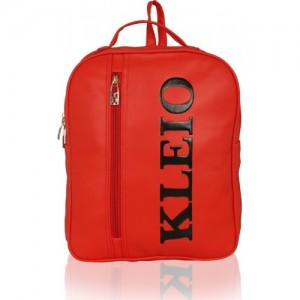 Kleio Stylish College Backpacks For Girls / Women (Red) (EDK1037KL-RE) 8 L Backpack(Red)
