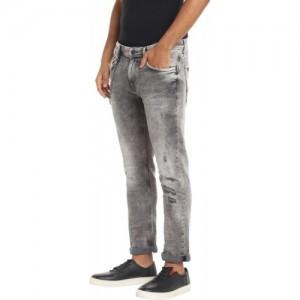 Jack & Jones Regular Men Grey Jeans