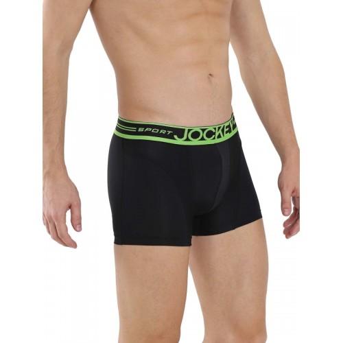 Jockey SPORT PERFORMANCE Men Black Trunks SP56-0103