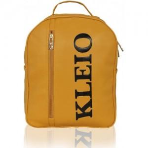 Kleio Stylish College Backpacks For Girls / Women (Mustard) (EDK1037KL-MU) 8 L Backpack(Yellow)