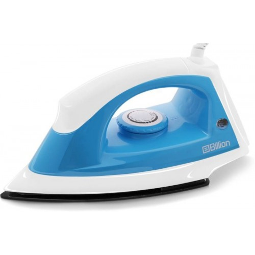 Billion 1100 W Non-stick Extra-power XR112 Dry Iron(White and Sky Blue)
