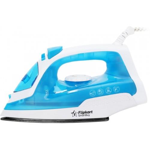 Flipkart SmartBuy Prima 1250 W Steam Iron(Blue)