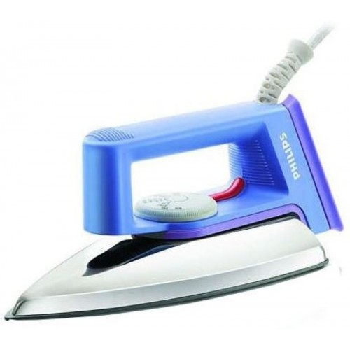Philips Dry Iron HD1182 |1000 W With Indicator Light iron Dry Iron