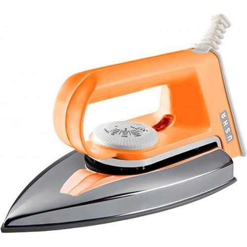 Usha 2102 Orange Dry Iron(Orange)