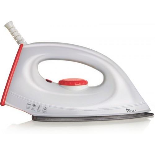 Syska Steller SDI-03 Dry Iron(White, Pink)