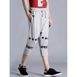 17444b9ad63f Buy Nike Grey Melange AS M NSW MODERN JOGGER FT Track Pants online ...