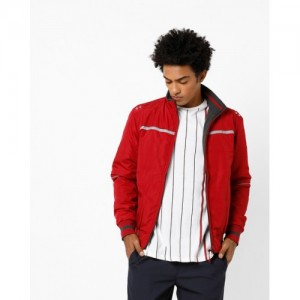 Buy Nike Woven Jacket With Contrast Sleeves online  79389becf