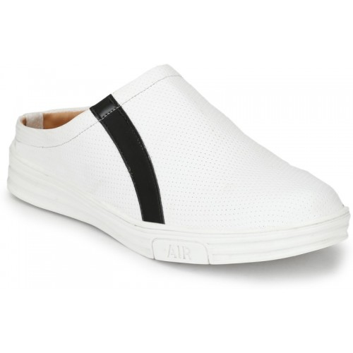 ZebX Casuals For Men(White)