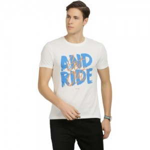 a727a099 Buy latest Men's T-shirts from Wrangler On Flipkart online in India ...
