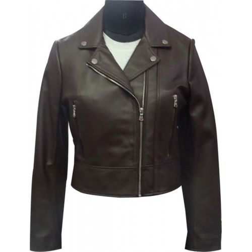Qual Full Sleeve Solid Women Jacket