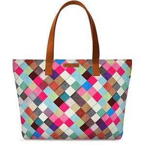 DailyObjects Tote Hand Bag, Size- 18.5inch*3inch*11.5inch, Made of Canvas, Color- Multicolor