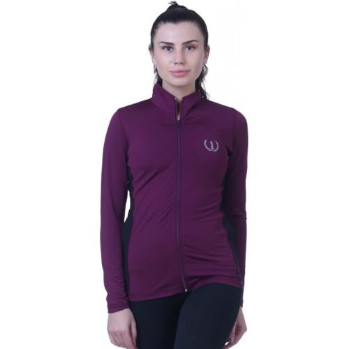 Onesport Full Sleeve Solid Women Jacket