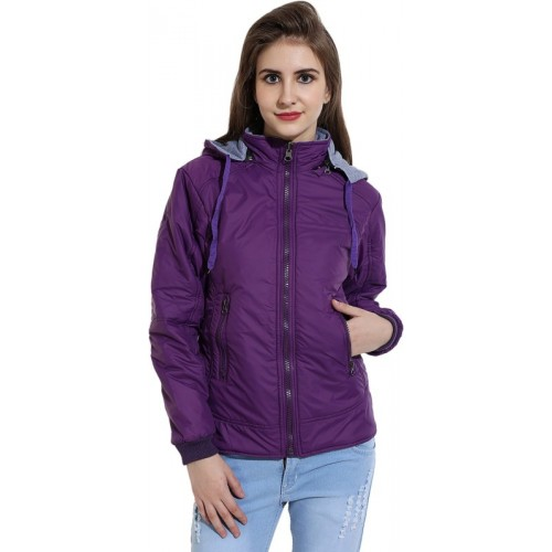 tashi delek Full Sleeve Solid Women Jacket