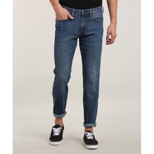 Wrangler Regular Men's Blue Jeans