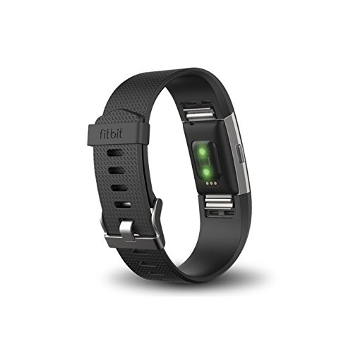 Fitbit Charge 2 Wireless Activity Tracker and Sleep Wristband Fitness Band