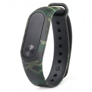 MStick Camouflaget Green Band Strap Fitness Band