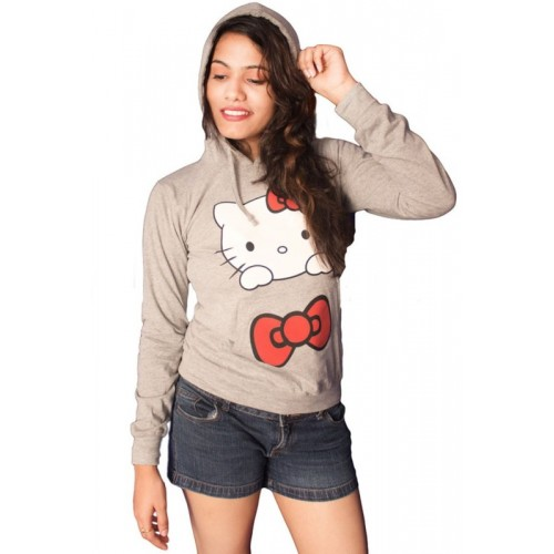 indirage Round Neck Solid Women Pullover
