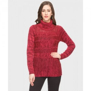 275233103 Buy Honey by Pantaloons Solid Turtle Neck Casual Women s Sweater ...