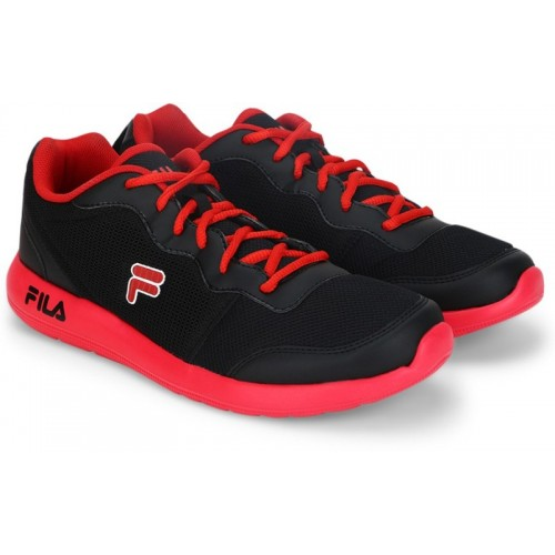 Fila REGENT Running Shoes For Men(Black)