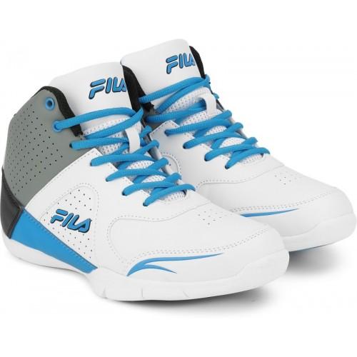 322f0636 Buy Fila MOVE II Basketball Shoe For Men(Blue, White) online ...
