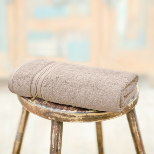 Swiss Republic Cotton 460 GSM Bath Towel(Lavender)