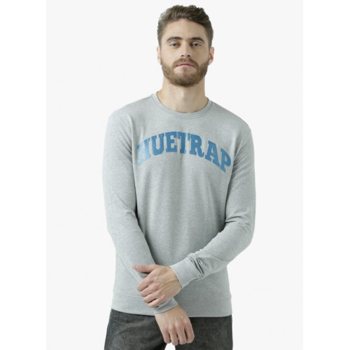 Huetrap Full Sleeve Printed Men's Sweatshirt