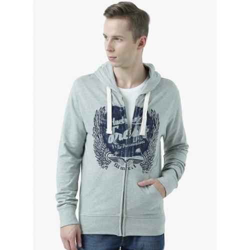 Huetrap Full Sleeve Printed Men's Sweatshirt