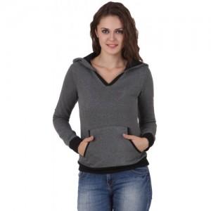 texco Grey Women's sweatshirt