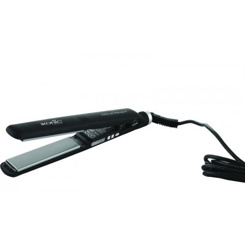 Ikonic Pro Straight Hair Straightener(Black)