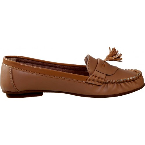 Catbird Brown Loafers For Women