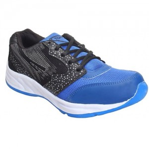 Tomcat Men Black Blue Sports Shoes