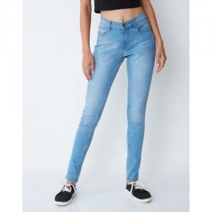 Provogue Skinny Women's Light Blue Jeans