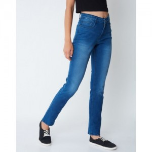 Provogue Slim Women's Dark Blue Jeans