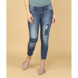 Pepe Jeans Skinny Women's Blue Jeans