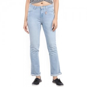 Jealous Slim Women Light Blue Jeans