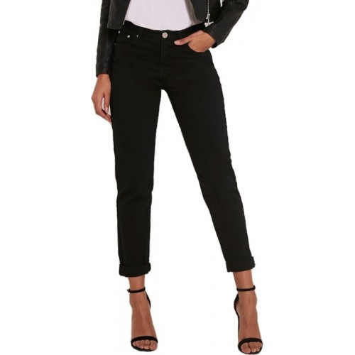 Ansh Fashion Wear Regular Women's Black Jeans