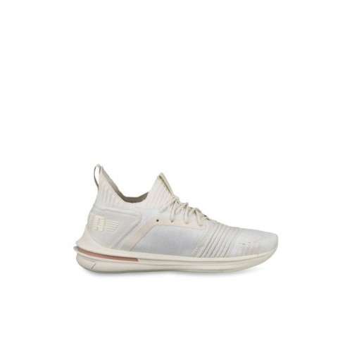 Buy Puma Ignite Limitless SR evoKNIT Whisper White Running Shoes ... be651be5a