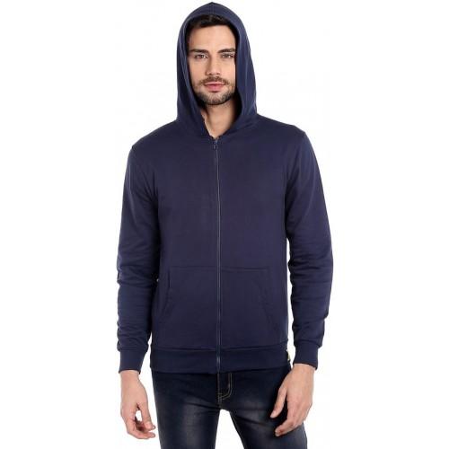 Campus Sutra Men's Plain Sweatshirt