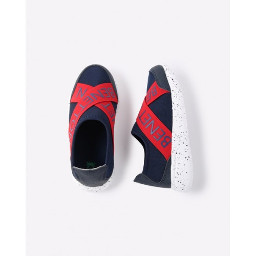 United Colors of Benetton Navy Blue Sneakers