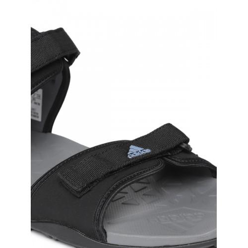a5ca4912de51 Buy Adidas Men Black Outdoor Hoist Sandals online
