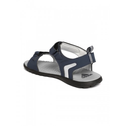 82e3e31e3034e2 Buy Adidas Men Navy Blue MOBE Sports Sandals online