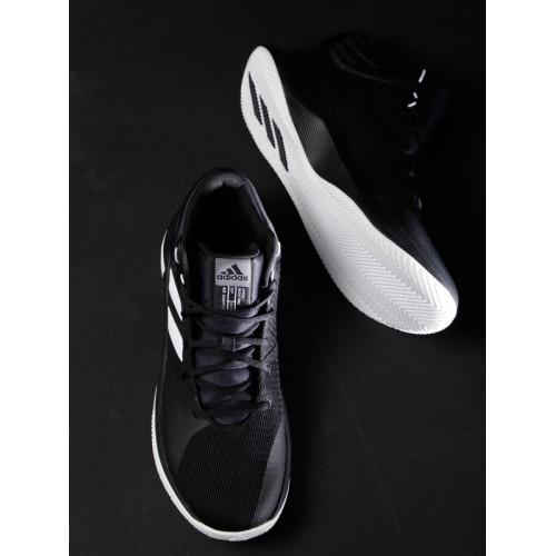 huge discount 0fd7d 1093d ... Adidas Men Black Pro Elevate 2018 Basketball Shoes ...