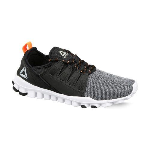0f83be05a2281 Buy Reebok Men Black   Grey Flex O Fusion LP Running Shoes online ...