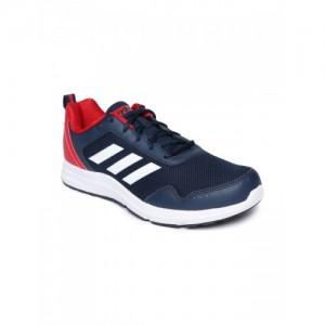 Adidas Men Navy Blue & Red Erdiga 4.0 Running Shoes